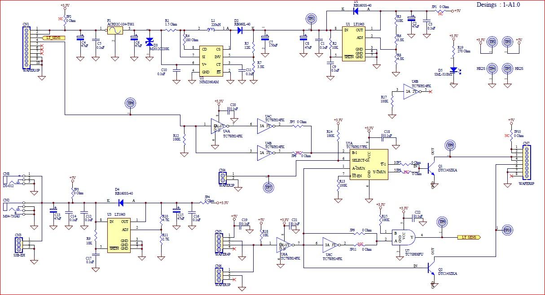 test circuit diagram