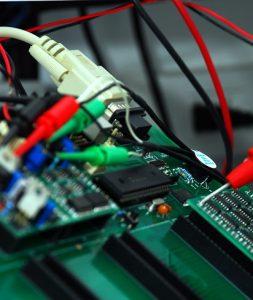 Electronic Board Control