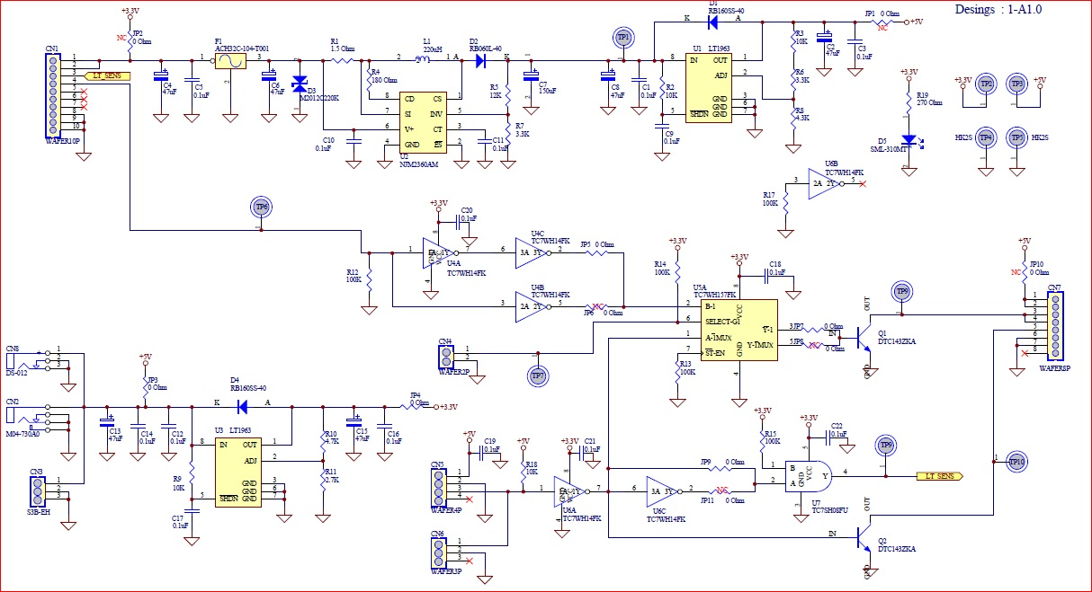 test circuit diagram